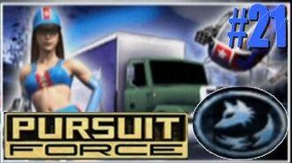 Pursuit Force - -21 - Vixens - Case 3- Fox Hunt