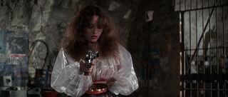 Fatima Blush (played by Barbara Carrera) Never Say Never Again 265
