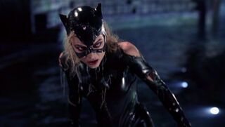 Selina Kyle-Catwoman (played by Michelle Pfeiffer) Batman Returns 150