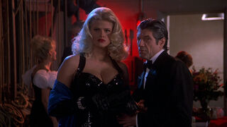 Tanya Peters in Naked Gun 3 (played by Anna Nicole Smith) 307