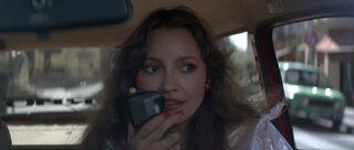 Fatima Blush (played by Barbara Carrera) Never Say Never Again 174-0