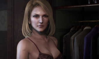 Svetlana Belikova Resident Evil Damnation The Female Villains