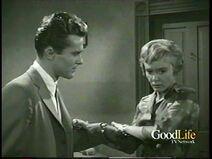 Connie Cummins (Christine White with Robert Conrad) 7