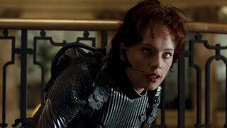 Jessica Priest in Spawn (played by Melinda Clarke) 132