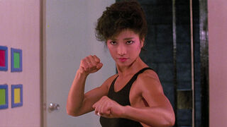 The Japanese Fighter in My Lucky Stars (played by Michiko Nishikawa) 157