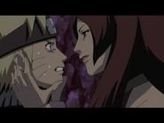 Fuuka Cuddles With Naruto