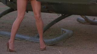 Michelle Rodham Huddleston (played by Brenda Bakke) Hot Shots 2 75