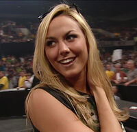 WWE Stacy Keibler RAW 2001.10.29 01