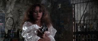 Fatima Blush (played by Barbara Carrera) Never Say Never Again 261