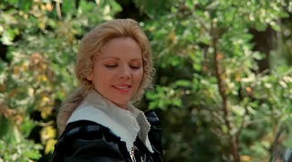 Justine de Winter (played by Kim Cattrall) The Return of the Musketeers 179