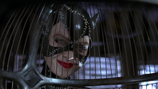 Selina Kyle-Catwoman (played by Michelle Pfeiffer) Batman Returns 87
