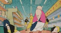 Majo Hostess Corps Shin Chan Balls Of Darkness 24