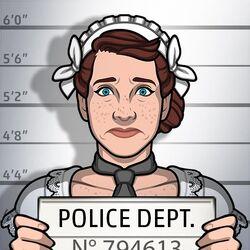 Susie Nottingham mugshot