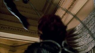 Jessica Priest in Spawn (played by Melinda Clarke) 109