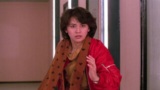 The Japanese Fighter in My Lucky Stars (played by Michiko Nishikawa) 103