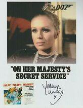 Joanna-Lumley-Signed-8x10-Photo-JAMES-BOND