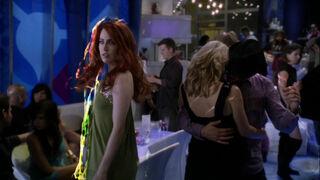 Maxima (played by Charlotte Sullivan) Smallville Instinct 71