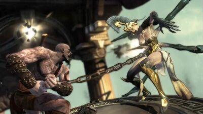 Megaera -god of war ascension gameplay.0