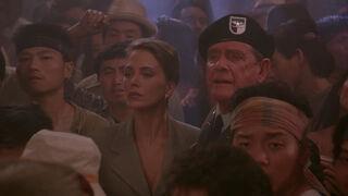 Michelle Rodham Huddleston (played by Brenda Bakke) Hot Shots 2 11