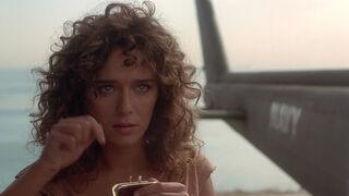 Michelle Rodham Huddleston (played by Brenda Bakke) Hot Shots 2 103