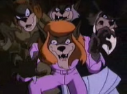 Werewolf Daphne