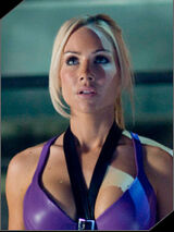 Candice Hillebrand as Nina Wiliams