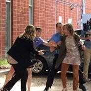 Cassie attacks Jen