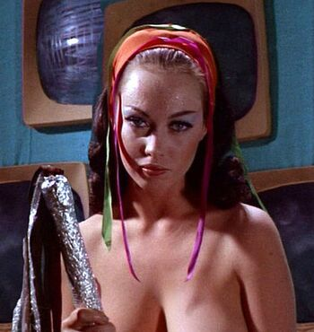 SpaceThing 1968 CaptainMother CaraPeters