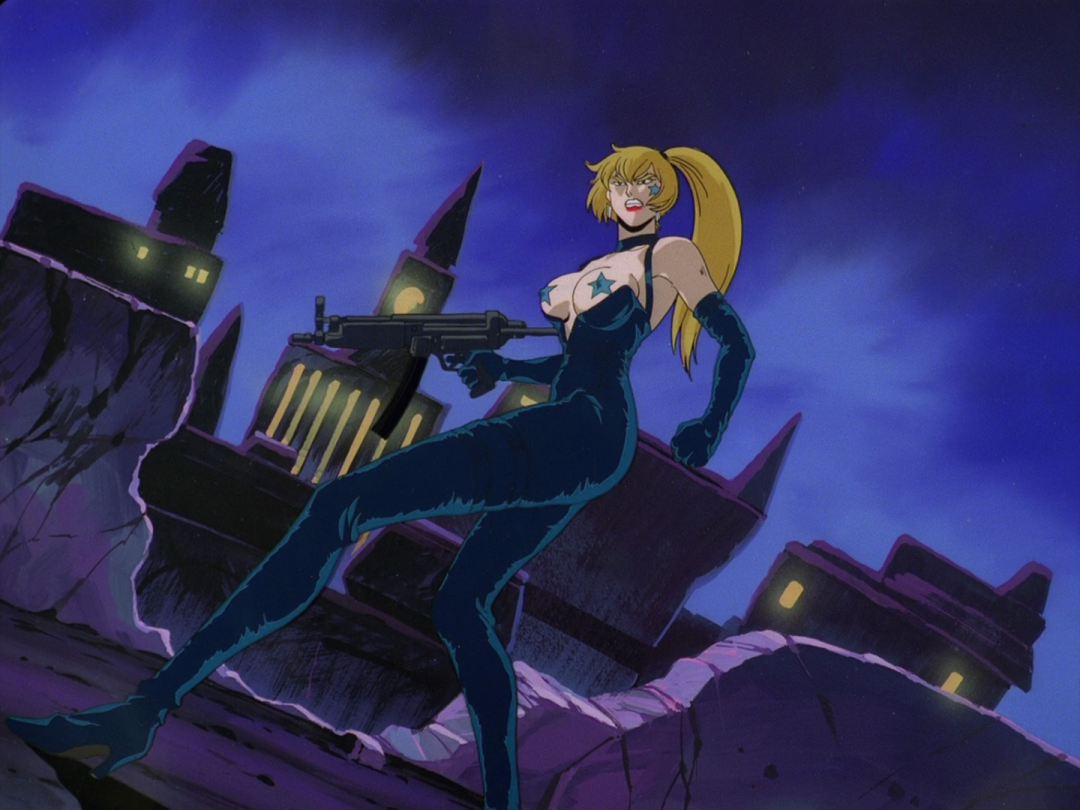 Image - Deathstar 4 New Cutey Honey.png   EvilBabes Wiki ...