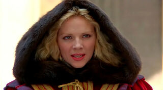 Justine de Winter (played by Kim Cattrall) The Return of the Musketeers 765