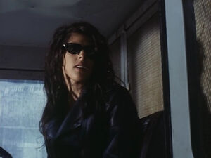 Tanya in Demolition High (played by Melissa Brasselle) 34