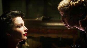 Agent Carter 02x07 scenes Whitney Frost interrogates Dottie-0