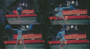 Cory Foster 8 Cheerleader Camp