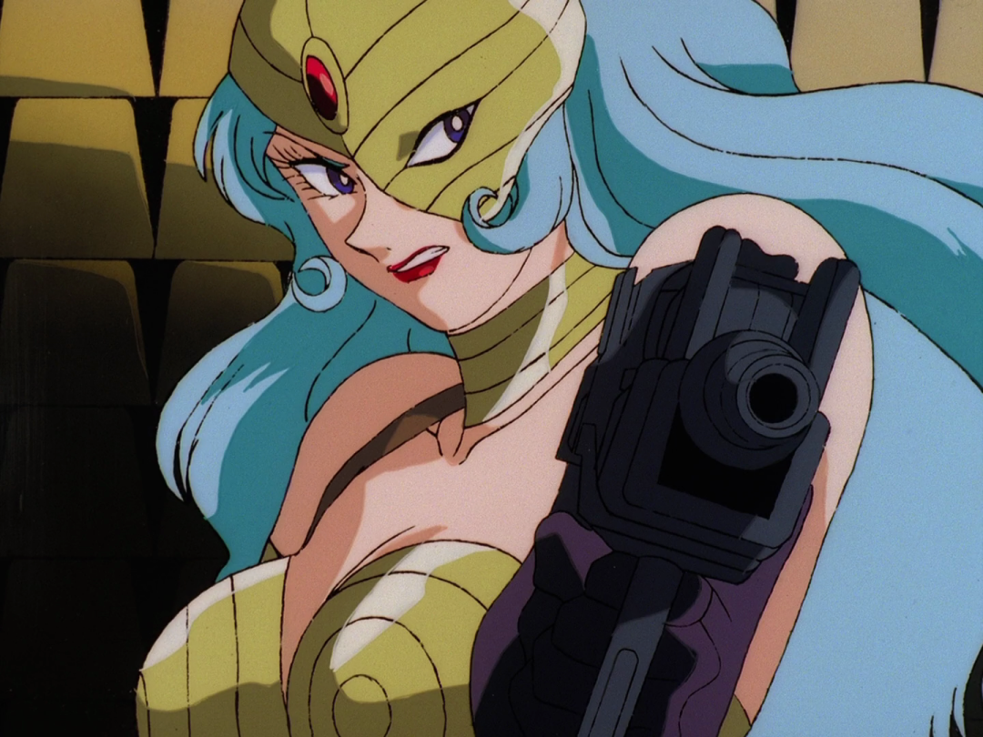 Image - Gold Digger 5 New Cutey Honey.png   EvilBabes Wiki ...