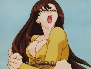 Hinako Ninomiya (voiced by Yumi Touma) Ranma 1-2 Oav 04 86
