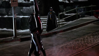 Selina Kyle-Catwoman (played by Michelle Pfeiffer) Batman Returns 53