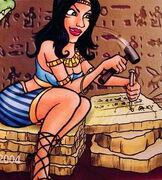 Egyptian Scylla