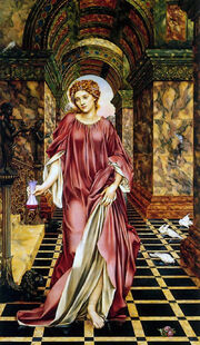 Medea by Evelyn De Morgan