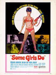 Some Girls Do Poster