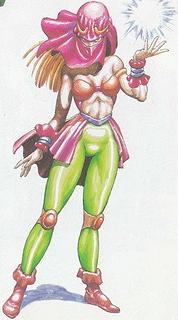 Saida 1 - Alisia Dragoon