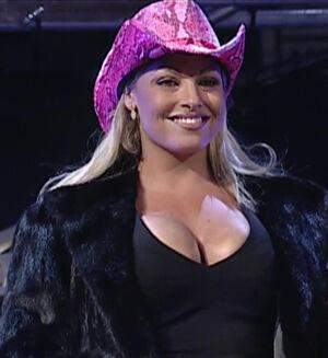 Trish Stratus RAW 15th January 2001 01