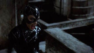 Selina Kyle-Catwoman (played by Michelle Pfeiffer) Batman Returns 58