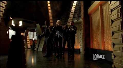 Stargate SG1 - Ba'al Takes Adria (Season 10 Ep