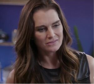 Evil Brooke Shields