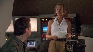 Michelle Rodham Huddleston (played by Brenda Bakke) Hot Shots 2 92