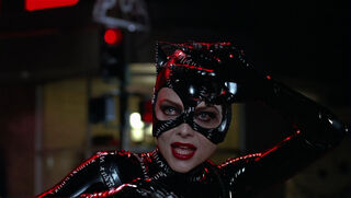 Selina Kyle-Catwoman (played by Michelle Pfeiffer) Batman Returns 54