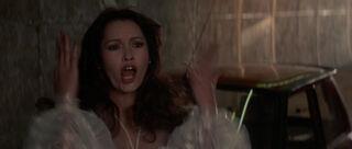 Fatima Blush (played by Barbara Carrera) Never Say Never Again 183-0