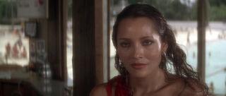 Fatima Blush (played by Barbara Carrera) Never Say Never Again 80-0