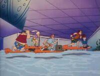 Bambi Police Academy The Animated Series The Hang Ten Gang 15
