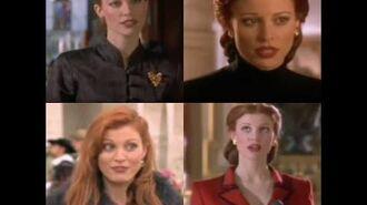 Rachel York as Villainess Cassandra Hausen-0
